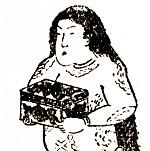 「梅の塵」の箱