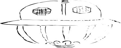うつろ舟の図2